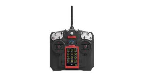 flysky fs-i8 afhds 2a lcd transmitter with fs-ia6b receiver