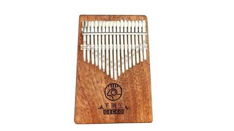 GECKO K17GY - GECKO K17GY 17 Keys Kalimbas Finger Thumb Piano Banggood Coupon Promo Code