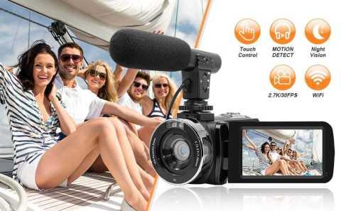 Nycetek 27k Full HD Digital Video camera - Nycetek 2.7k Full HD Digital Video Camera Amazon Coupon Promo Code