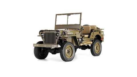 ROCHOBBY FMS - ROCHOBBY 1/6 1941 MB SCALER RC Car Banggood Coupon Promo Code [USA Warehouse]