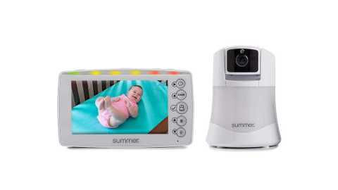 Summer Explore Panoramic Video Baby Monitor - Summer Explore Panoramic Video Baby Monitor and Camera Amazon Coupon Promo Code
