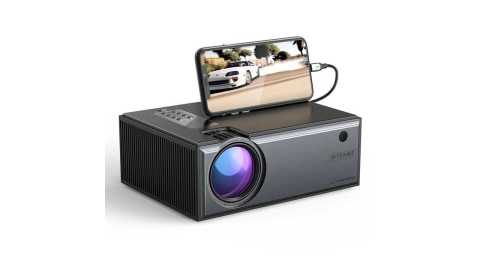 Blitzwolf BW VP1 Pro - Blitzwolf BW-VP1-Pro LCD Projector Banggood Coupon Promo Code [Czech Warehouse]