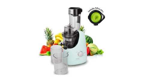 COMFEE Masticating Juicer - COMFEE' Masticating Juicer Extractor Ice Cream Maker Amazon Coupon Promo Code