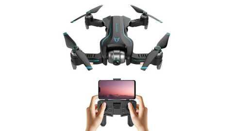 FUNSKY S20 - FUNSKY S20 WIFI FPV RC Drone With 4K/1080P HD Camera Banggood Coupon Promo Code