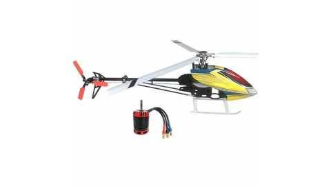 JDHMBD 450 PRO - JDHMBD 450 PRO Three Blade Rotor TBR RC Helicopter Banggood Coupon Promo Code