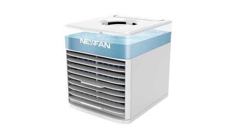 NexFan Ultra Portable Air Cooler - NexFan Ultra Portable Air Cooler Banggood Coupon Promo Code