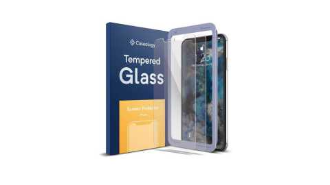 Caseology Tempered Glass Screen Protector iPhone xs max - Caseology Tempered Glass Screen Protector iPhone Xs Max Amazon Coupon Promo Code