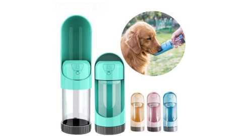 ELS PET Dog Travel Water Bottle - ELS PET Travel Water Bottle for Dog Banggood Coupon Promo Code