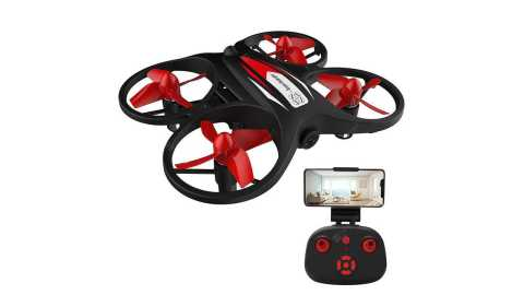 KF608 - KF608 Mini RC Drone Toy Gearbest Coupon Promo Code [720P with 3 Batteries]