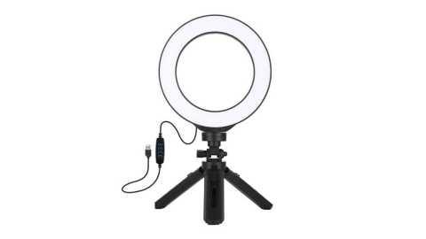 PULUZ PKT3059B - PULUZ PKT3059B 6.2 inch LED Ring Light Banggood Coupon Promo Code