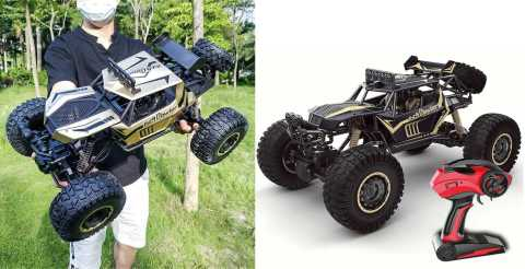609E RC Car - 609E 1/8 4WD RC Car Banggood Coupon Promo Code