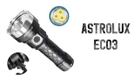 Astrolux EC03 - Astrolux EC03 Flashlight Banggood Coupon Promo Code