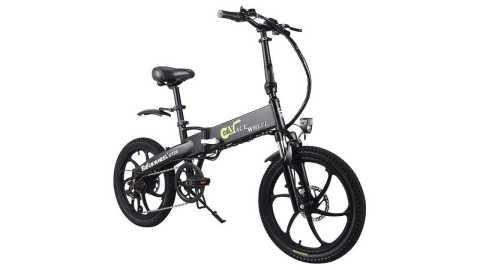 CMACEWHEEL GT20 1 - CMACEWHEEL GT20 Foldable Electric Bike Banggood Coupon Promo Code
