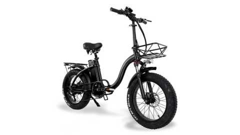 CMACEWHEEL Y20 1 - CMACEWHEEL Y20 Folding Electric Bike Banggood Coupon Promo Code