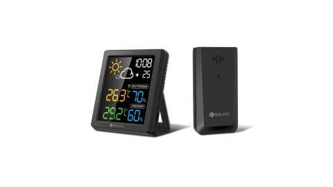 DIGOO DG 8647 Weather Station - DIGOO DG-8647 LCD Weather Station Alarm Clock Banggood Coupon promo code