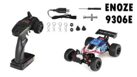 ENOZE 9306E - ENOZE 9306E 1/18 4WD 40km/h RC Car Banggood Coupon Promo Code