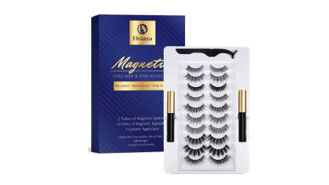 Elvanya Magnetic Eyeliner and Lashes Kit - Elvanya Magnetic Eyeliner and Lashes Kit Amazon Coupon Promo Code