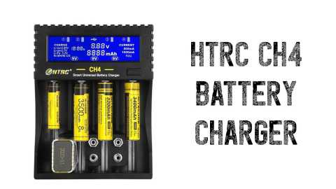 HTRC CH4 Battery Charger - HTRC CH4 Smart Battery Charger Banggood Coupon Promo Code