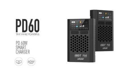 ISDT URUAV PD60 Battery Charger - ISDT & URUAV PD60 Battery Charger Banggood Coupon Promo Code