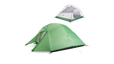 Naturehike Cloud Up tent - Naturehike Cloud-Up 2 People Backpacking Tent Banggood Coupon Code [Australia Warehouse]