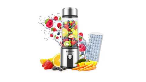 PopBabies Portable Blender - PopBabies Portable Blender with Glass Cup Amazon Coupon Promo Code