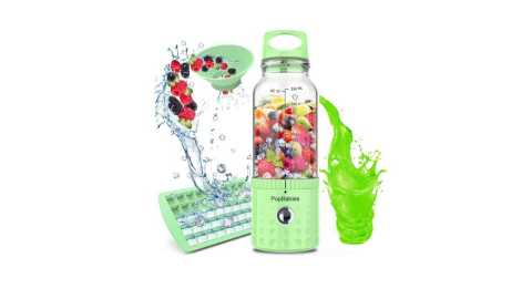 PopBabies Smoothie Blender updated - PopBabies Portable Smoothie Blender Amazon Coupon Promo Code [Updated Version]