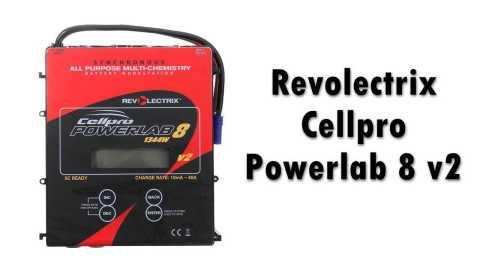 Revolectrix Cellpro Powerlab8 v2 - Revolectrix Cellpro Powerlab 8 v2 Battery Charger Banggood Coupon Promo Code
