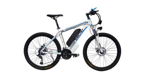 Smlro C6 - Smlro C6 Electric Mountain Bike Gearbest Coupon Promo Code