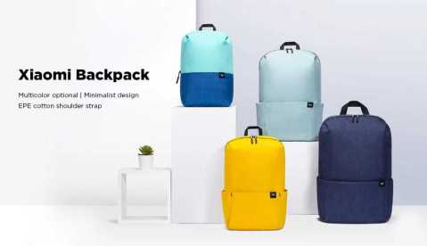 Xiaomi 7L Backpack - Xiaomi 7L Backpack Banggood Coupon Promo Code