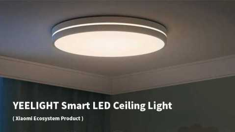 YEELIGHT Smart LED Ceiling Light - YEELIGHT Smart LED Ceiling Light Banggood Coupon Promo Code