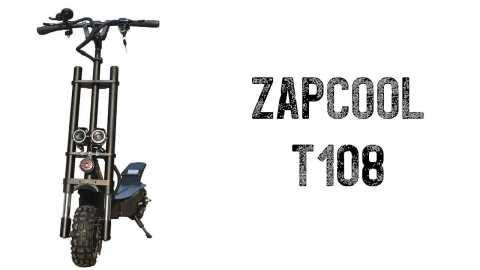 ZAPCOOL T108 - ZAPCOOL T108 Electric Scooter Banggood Coupon Promo Code