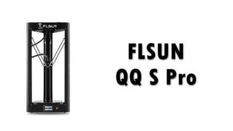 flsun qq s pro - Flsun QQ S Pro Delta 3D Printer Gearbest Coupon Promo Code [Germany Warehouse]