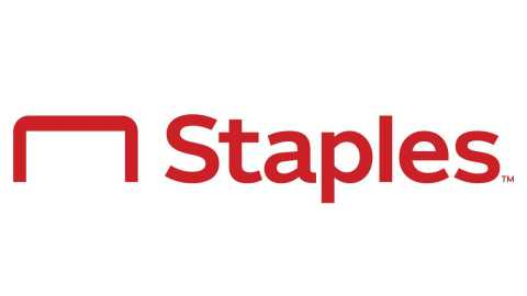 staples logo - Signs, Banners and Posters Printing Staples Coupon Promo Code