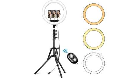 BeTIM 18 LED Ring Light - BeTIM 18'' LED Ring Light Amazon Coupon Promo Code