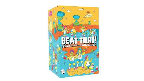 Beat That - Beat That! - The Bonkers Battle of Wacky Challenges Amazon Coupon Promo Code