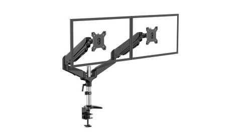 BlitzWolf BW MS4 - BlitzWolf BW-MS4 Dual Monitor Stand Banggood Coupon Promo Code [Australia Warehouse]