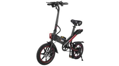 DOHIKER Y1 - DOHIKER Y1 Folding Electric Bicycle Gearbest Coupon Promo Code [Poland Warehouse]