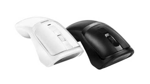 Datamax M3 - Datamax M3 2 in 1 Wireless Mouse Scanner Banggood Coupon Promo Code [Czech Warehouse]