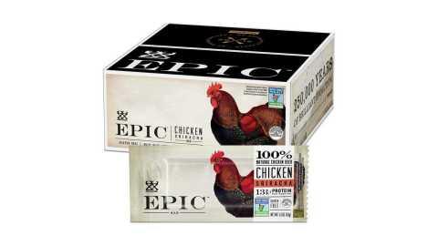 EPIC Chicken Sriracha Protein Bars - Epic Chicken Sriracha Protein Bars Amazon Coupon Promo Code