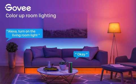 Govee LED Strip Lights - Govee LED Strip Lights Amazon Coupon Promo Code [32.8ft]