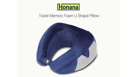Honana Memory Cotton Neck Pillow - Honana Memory Cotton Neck Pillow Banggood Coupon Promo Code