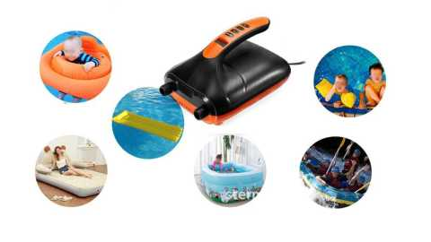 MANNER SUP Electric Inflatable Air Pump - MANNER 20PSI SUP-Electric Inflatable Air Pump Banggood Coupon Promo Code