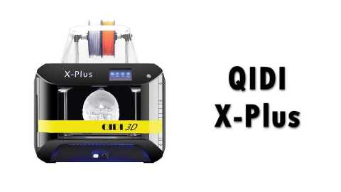 QIDI X Plus - QIDI X-Plus 3D Printer Banggood Coupon Promo Code [Czech Warehouse]