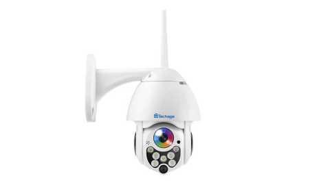 Techage PTZ09 - Techage PTZ09 Panoramic 1080P IP Camera Banggood Coupon Promo Code