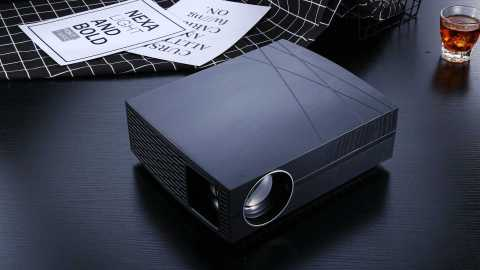 Vivibright F20pro - Vivibright F20pro Projector Banggood Coupon Promo Code [Czech Warehouse]