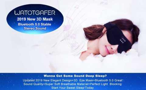 WATOTGAFER Sleeping Headphones - WATOTGAFER Sleeping Headphones Amazon Coupon Promo Code