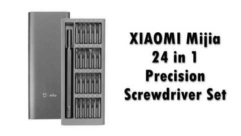 XIAOMI Mijia 24in1 Precision Screwdriver Set - XIAOMI Mijia 24 in 1 Precision Screwdriver Set Banggood Coupon Promo Code