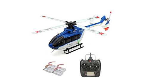 XK K124 - XK K124 RC Helicopter Banggood Coupon Promo Code [BNF/RTF] [With 4 batteries]