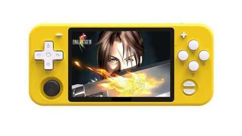 ANBERNIC RGB10 - ANBERNIC RGB10 Retro Game Console Banggood Coupon Promo Code [10000 Games]