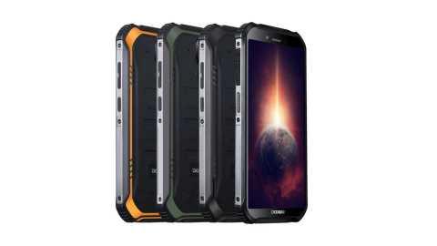 DOOGEE S40 Pro - DOOGEE S40 Pro Banggood Coupon Promo Code [4+64GB]